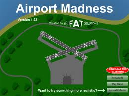 Airport Madness Game