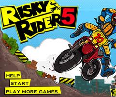 Risky Rider 5 Game