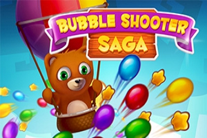 Bubble Shooter Saga Game