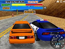 Super Chase 3D Game